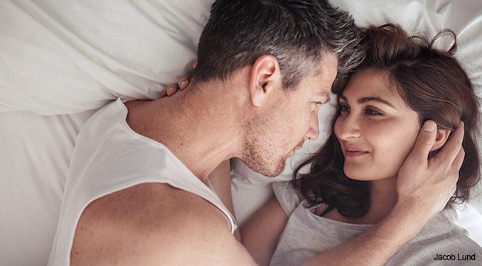 Mann nennt seine Frau am liebsten Schatz